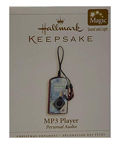 Hallmark Keepsake Ornament – MP3 Player Personal Audio 2006, Magic Sound and Light (QXG2476)
