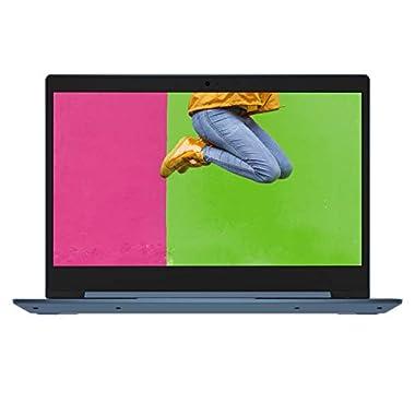 Lenovo IdeaPad 1 Laptop, 14.0″ HD (1366 x 768) Display, Intel Celeron N4020 Processor, 4GB DDR4 RAM, 164 GB SSD Storage, Intel UHD Graphics 600, Windows 11 in S Mode, 81VU00D1US, Ice Blue