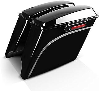 Suchergebnis Auf Für Harley Davidson Road King Koffer Gepäck Motorräder Ersatzteile Zubehör Auto Motorrad