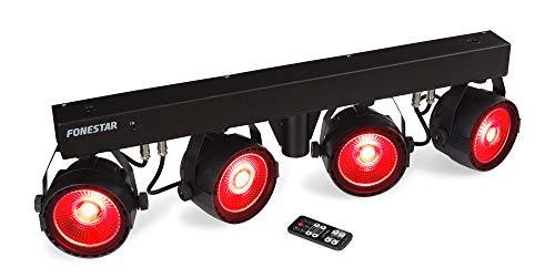 Fonestar Sistema de Luz LED BAR-4P30L