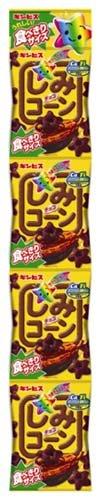 ギンビス しみチョココーン4連 52g(13g×4連)×12個
