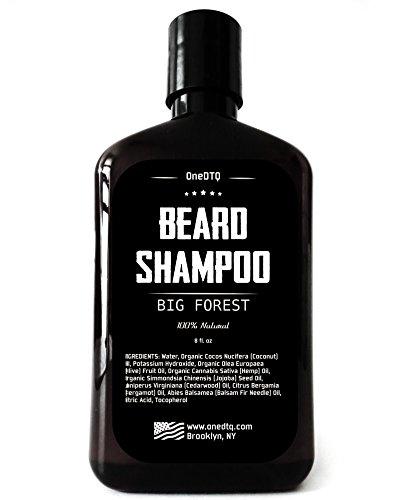 Big Forest Beard Growth Shampoo