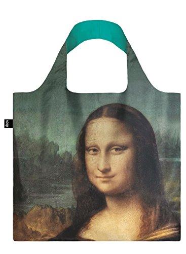LOQI Museum Leonardo DA Vinci Mona Lisa, 1503 Bag - Sac