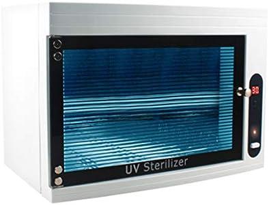 Esterilizadores ultravioleta Nail Beauty Salon Toalla Esterilizador UV Gabinete Ropa interior Hot Towel Warmer Desinfección Cabinet Máquina esterilizadora para ropa pequeña Masaje Facial Spa Beauty Sa