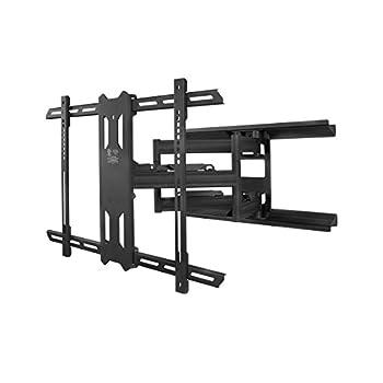 Kanto Full Motion Flat Panel TV Mount Black  PX600
