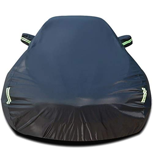Car Cover Compatible with Aston Martin DB AR1 Zagato Car Cover Waterproof/Dustproof/Rainproof/Snowproof Anti-UV Durable Scratch Resistant Breathable Tarpaulin Canvas for All-Weather Outdoor