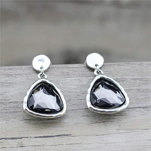 TGBN Drop Earrings Female Fashion Vintage Retro Heart Statement European style earrings Wedding decoration