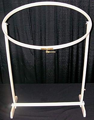 """F A Edmunds 31"""" Hoop & Floor Stand 16""""X27"""" Hoop"""