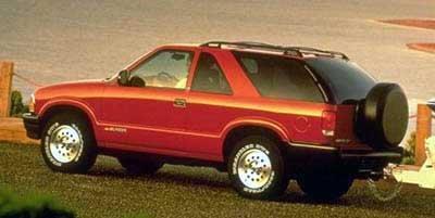 2003 chevy blazer 4x4 fuel economy