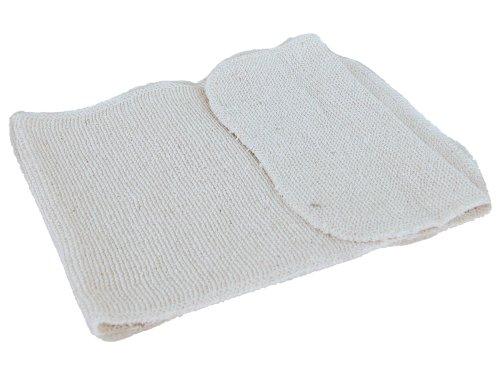medesign luiers bourette zijde, 16 x 12 cm, per stuk verpakt (1 x 50 g)