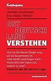 Ostdeutschland verstehen: Nun ist die Mauer länger weg, als sie da gewesen ist. Und wieder mal fragen viele: Wann hört der Osten auf, anders zu sein? Dabei...