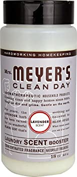 Mrs Meyer s Clean Day Laundry Scent Booster Lavender -- 18 oz - 2PC