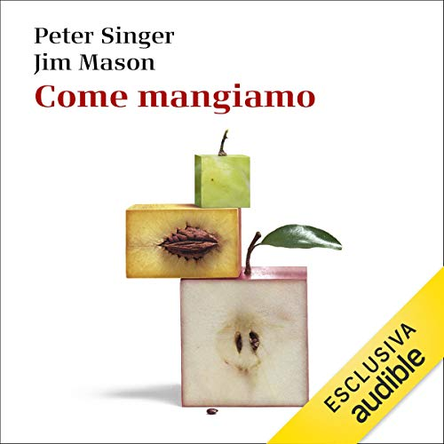 Come mangiamo audiobook cover art