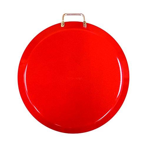 Vasconia 4021202 Comal 30Cm Rojo