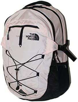The North Face Women s Borealis Backpack 15 Laptop Pink Salt product image