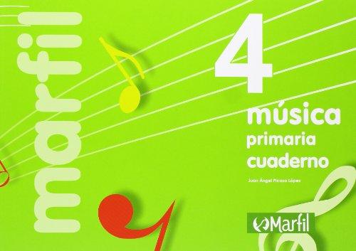 Música. EP 4 - Cuaderno 4, Edición 2012