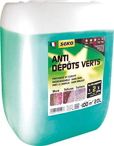 Anti-mousse standard prêt à l'emploi Seko - Bidon 20 l