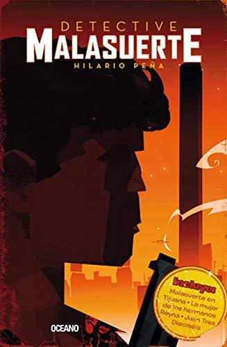 Detective Malasuerte (Spanish Edition)