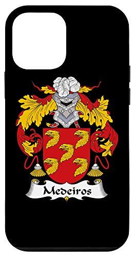 iPhone 12 mini Medeiros Coat of Arms - Family Crest Case