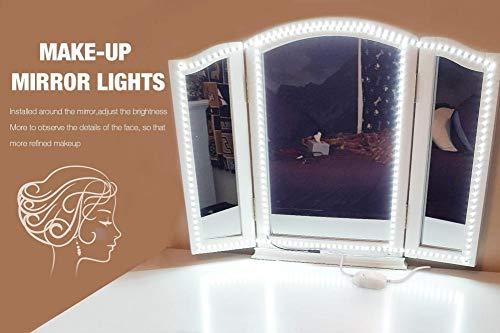 Lampe de maquillage à LED.