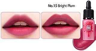 PERIPERA Ink Airy Velvet 15 Color Waterproof Liquid Lipstick Dear Darling Tattoo Tints Moisturizing Original Korean Cosmetics Bright Plum