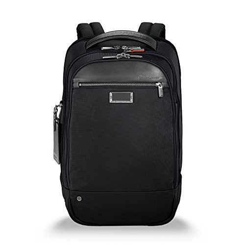 Briggs & Riley @ work - Medium Backpack, Black, Standard