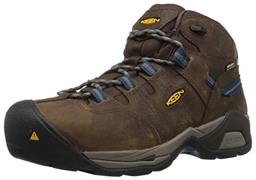 KEEN Utility Men's Detroit XT Mid Steel Toe Waterproof...