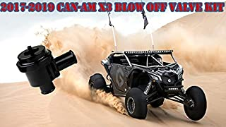2017-2018-2019 Can-Am Maverick X3 Blow Off Valve Kit Billet Turbo BOV Kit