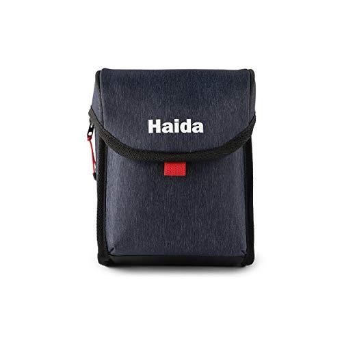 Haida M10 Filterbeutel, 8 Filterkapazitäten, passend für 100 mm, groß