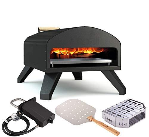 Bertello Outdoor Pizza Oven - Big Combo