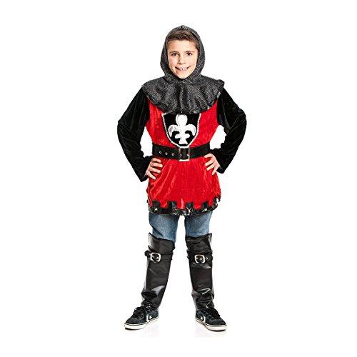 Kostümplanet® Ritter Kostüm Kinderkostüm Ritter Größe 116