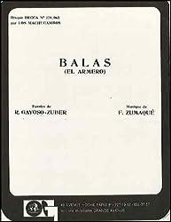 BALAS (EL ARMERO)