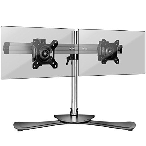 Duronic DM752 Soporte para 2 Monitores de 15
