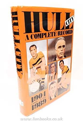 Hull City: A Complete Record, 1904-1989