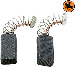 Escobillas de Carbón para BOSCH CSB 500-2 -- 5x8x15,5mm -- 2.0x3.1x5.9''