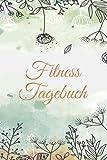 Fitness Tagebuch: Logbuch für Fitness- & Krafttraining - Trainingstagebuch für Bodybuilding und Cardiotraining - 12 Wochen Abnehmbuch zum Ausfüllen - Fitnessplaner für Männer und Fraune