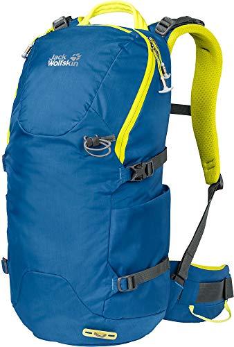 Jack Wolfskin Unisex– Erwachsene Mountaineer 28 Rucksack, Electric Blue, One Size