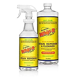 whip it pet stain remover