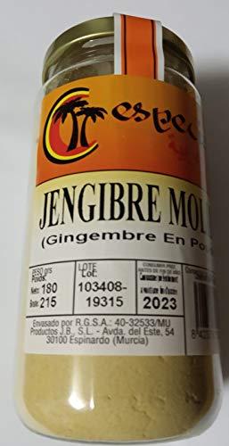 Jengibre molido 180 Grs