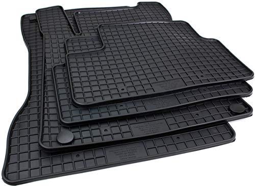 ab 2011-2018 *!Premium!* B-Klasse W246 Velours Auto-Fußmatten Autoteppiche Bj