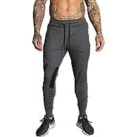 Maikanong Basic Tapered Casual Mens Running Pants