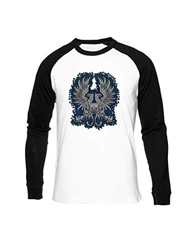 Fioze Comandante De los Gris Camiseta Béisbol Unisex Cuello Redondo Baseball Unisex T-Shirt