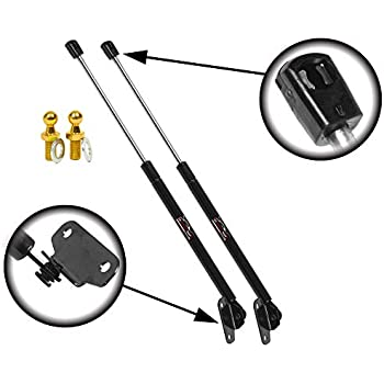 Pack of 1 StrongArm 4627 Buick Park Avenue Hood Lift Support 1991-96