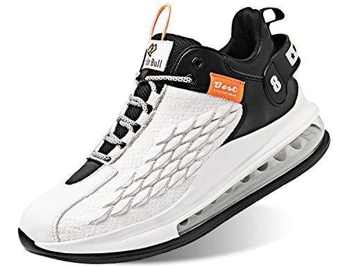 SINOES 91-23 Turnschuhe Herren Sneaker Atmungsaktiv Laufschuhe rutschfeste Fitness straßenlaufschuhe Sportschuhe