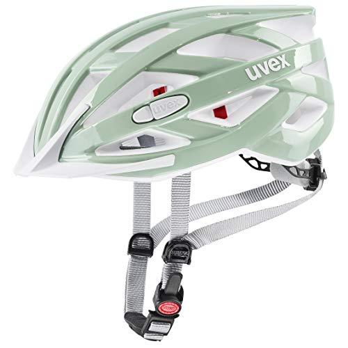 uvex Unisex– Erwachsene i-vo 3D Fahrradhelm, Mint, 52-57 cm