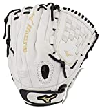 Mizuno GMVP1200PF3W MVP Prime Fastpitch Softball Gloves, 12', Left Hand