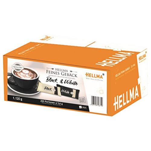 HELLMA Feines Gebäck Black&White, 1120 g