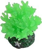 TBNB Decoración de Acuario Decoración de pecera Coral Silicona