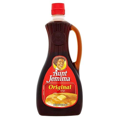 Aunt Jemima Original Pancake Syrup (710g) - Packung mit 2