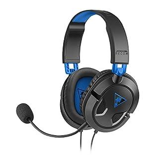 طلب Turtle Beach - Ear Force Recon 50P Stereo Gaming Headset - PS4 and Xbox One (compatible w/ Xbox One controller w/ 3.5mm Headset Jack)